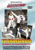 Abanico  Olympisches TaekwondoWettkampftraining Teil 1
