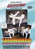 Abanico  OlympischesTaekwondo Wettkampftraining Teil 2
