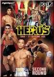 K-1 Heros, 2nd. Round