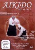 VP-Masberg  Aikido von A bis Z  Grundtechniken Vol.5