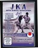 VP-Masberg  JKA Karate 21 Shotokan Katas