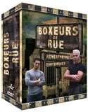 3 Street Boxing Self Defense DVD's Geschenk-Set