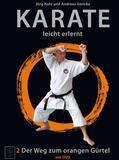 Gala-Verlag  Buch und DVD Karate - leicht erlernt (2): Der Weg zum orangen Gürtel