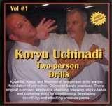 Koryu Uchinadi Vol.1 Two-Person Drills