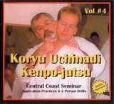 Koryu Uchinadi Vol.4 Kenpo-Jutsu