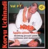 Koryu Uchinadi Vol.7 Kata Application Theory