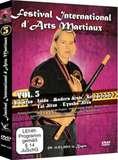 Festival International d'Arts Martiaux Vol.5 Ninjutsu, Iaido, Modern Arnis, Self Defense, Kyusho