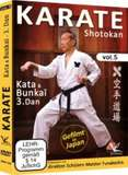 Shotokan Karate Vol.5 KATA & BUNKAI 3.DAN
