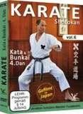 Shotokan Karate Vol.6 KATA & BUNKAI 4.DAN