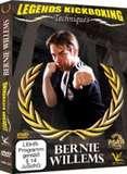 Legends Kickboxing Techniques - Bernie Willems