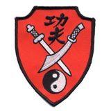 Sportimex  Aufnäher Kung Fu