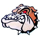 Sportimex  Aufnäher Bulldog