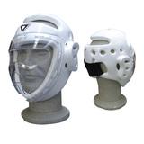 Kopfschutz Antischock mit Plexiglas für Kinder