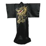 FujiMae  Gold Drachen Kimono