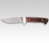 ATS 34 Custom Knife mit Cocoboloholz-Griff