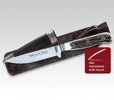 Linder  Linder ATS34 Nicker. 2007 International Knife Award Sieger!