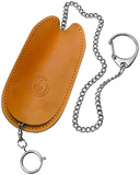 Böker  Leather pouch with chain