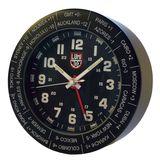 LUMINOX  World Alarm Clock LWAC Black