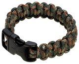 Wilson  Wilson Tactical Survival Bracelet woodland camo