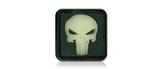 JTG Punisher Ghost velcro patch