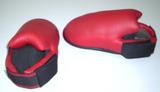 Budoten  Fuß-Spannschutz Karate, rot