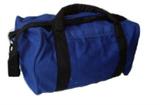 Tasche aus Judoanzugstoff, blau