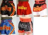 Budos Finest  Thaibox-Shorts DESIGN