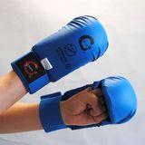 SPORTSMASTER SMAI  Karate Handschutz EKF blau