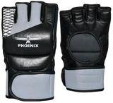 PHOENIX  MMA Handschutz ADVANCE grau