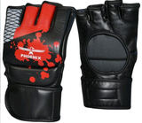 PHOENIX  MMA Handschutz ADVANCE rot