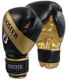 BOOSTER  Boxhandschuhe BT Sparring schwarz-gold PU