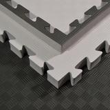 PHOENIX  SV Steckmatte 4 cm dick in grau-schwarz