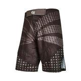 PHOENIX  PX MMA Shorts schwarz-grau, Stretch
