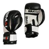SPORTSMASTER SMAI  SMAI Kids PU Boxhandschuhe, schwarz-weiß