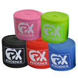 PHOENIX  PX-Boxbandagen Länge 250 cm