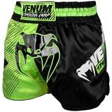 VENUM Venum Training Camp Muay Thai Shorts - Black/Neo
