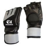 PHOENIX PX MMA Handschutz ADVANCE schwarz-grau