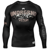 35.05  Venum Underground Rashguard Long Sleeves