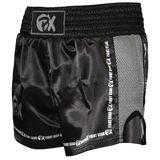 PHOENIX PX Thai Shorts Dynamic, Mesh, schwarz-grau