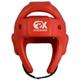 PHOENIX  PX Kickbox-Kopfschutz EXPERT rot
