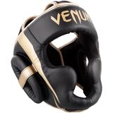 VENUM  Venum Elite Headgear - Black/Gold