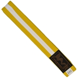 PHOENIX Budogürtel gelb-weiß