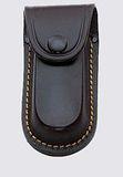 Hochwertiges Lederetui für Taschenmesser 70242