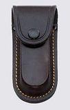Hochwertiges Lederetui für Taschenmesser 70243