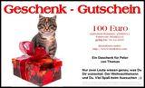 Budoten  Brief-Geschenkgutschein Weihnachten