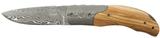 Haller  Damast-Taschenmesser in dekorativer Holz-Geschenkbox