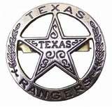Jean Fuentes  Texas Rangers (Abzeichen)