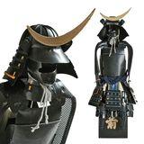 Jean Fuentes  Samurai Krieger - schwarz