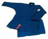Hayashi Judogi Kirin blau - Das preiswerte Einsteigermodell in blau mit weißem Gürtel