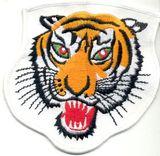 Budoland  Stickabzeichen Tiger
